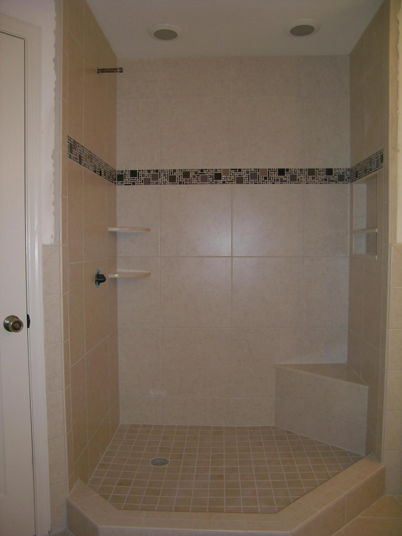 Stephenson Tile Co Naples Showers